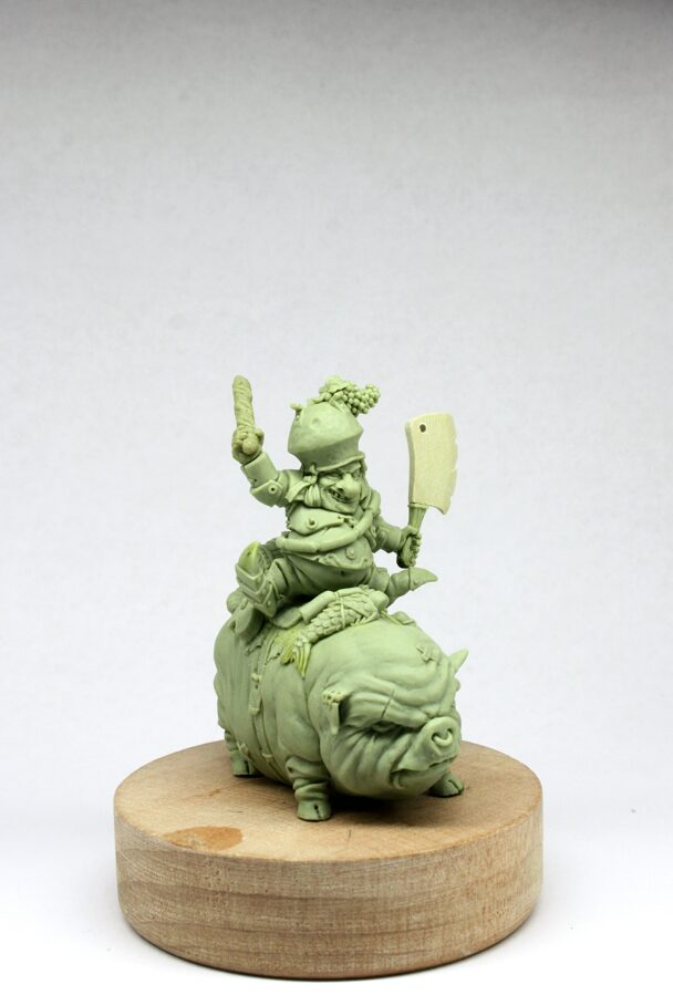 Gerardew Pardew and Scrotum the Pig